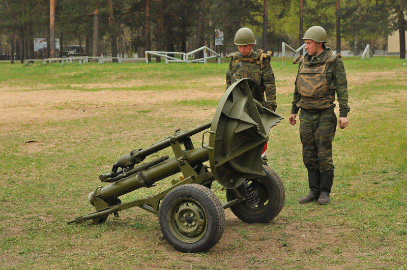 Russian 120mm Mortar : Artillery brainstorming static mobile and portable